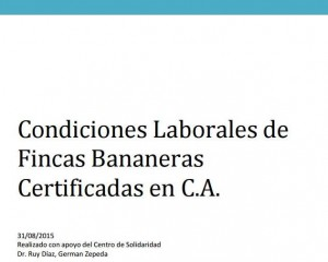 Condiciones Laborales En Fincas Certificadas
