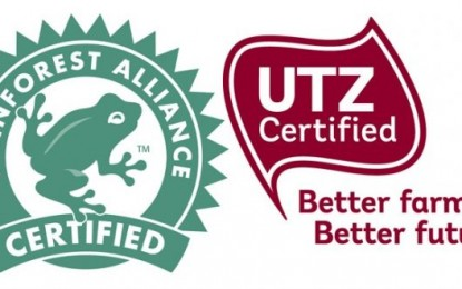 Rainforest Alliance y UTZ se fusionarán a finales de año